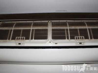 格力空调拆洗图解 家用空调出风口拆洗全过程