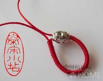 首页 手工 转运珠水晶戒指编法 转运珠戒指编法图解-  下面是由中国结