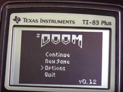 计算器玩俄罗斯方块 计算器上居然真的能玩电子游戏