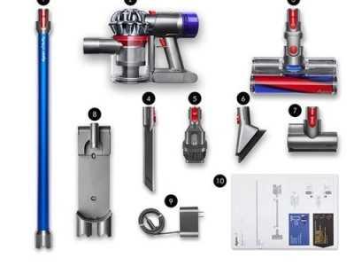 戴森吸尘器有耗材吗 戴森吸尘器六个头刷头介绍图解